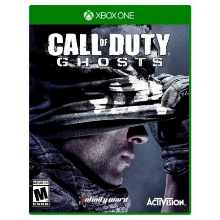 Call of Duty: Ghosts (Usado) - Xbox One