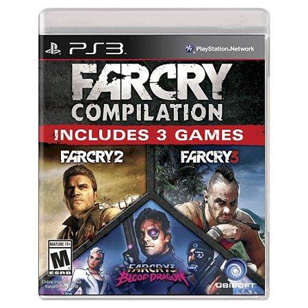 Far Cry Compilation (Usado) - PS3