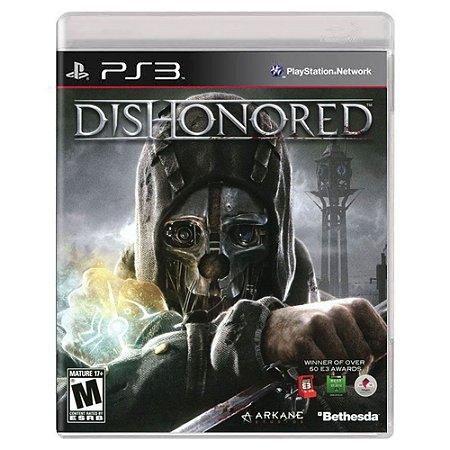 Dishonored (Usado) - PS3
