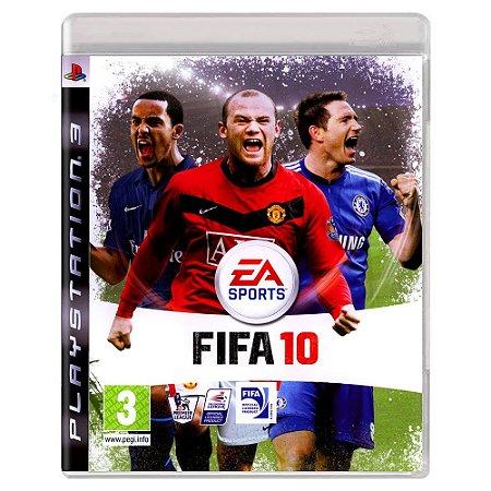 Fifa 10 (Usado) - PS3