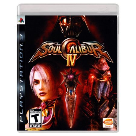 Soul Calibur IV (Usado) - PS3