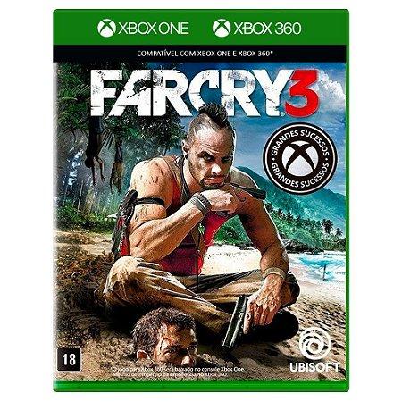 Far Cry 3 - Xbox One e Xbox 360