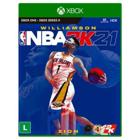 NBA 2K21 - Xbox