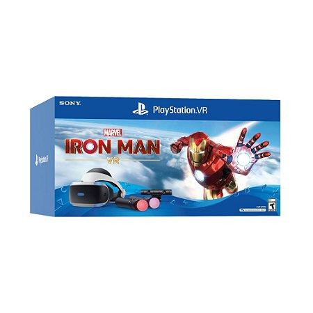 Playstation VR - Iron Man Bundle