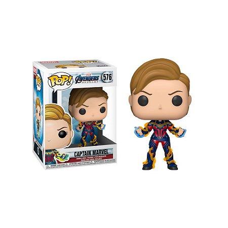 Funko Pop! Avengers Endgame - Captain Marvel #576
