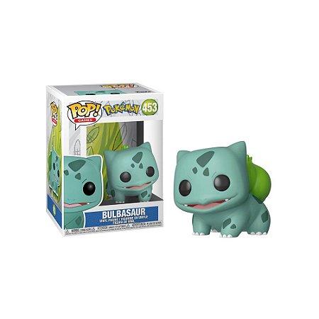 Funko Pop! Pokémon - Bulbasaur #453