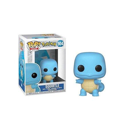 Funko Pop! Pokémon - Squirtle #504