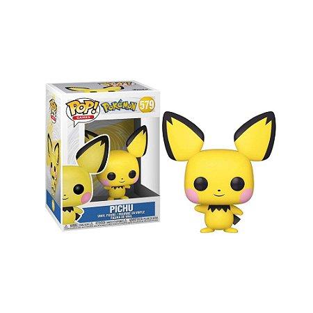 Funko Pop! Pokémon - Pichu #579