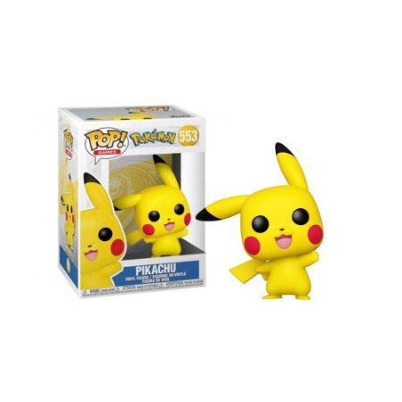 Funko Pop! Pokémon - Pikachu #553