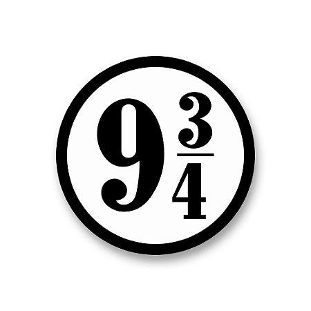 Placa Decorativa #54 9 3/4
