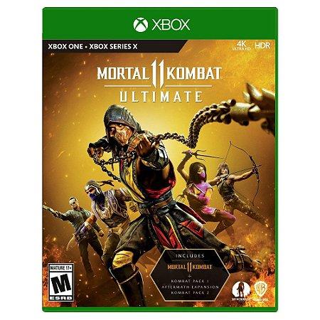 Mortal Kombat 11 Ultimate - Xbox