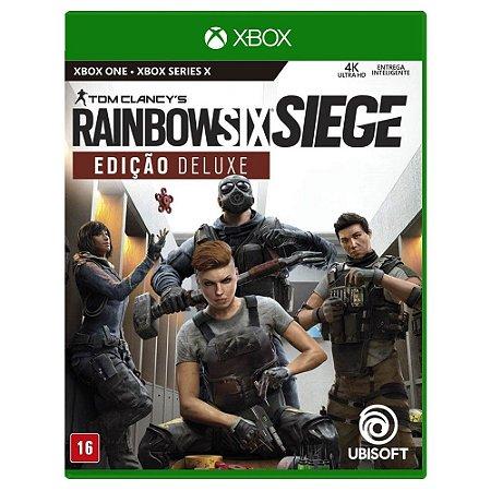 Tom Clancy's Rainbow Six Siege (Edição Deluxe) - Xbox