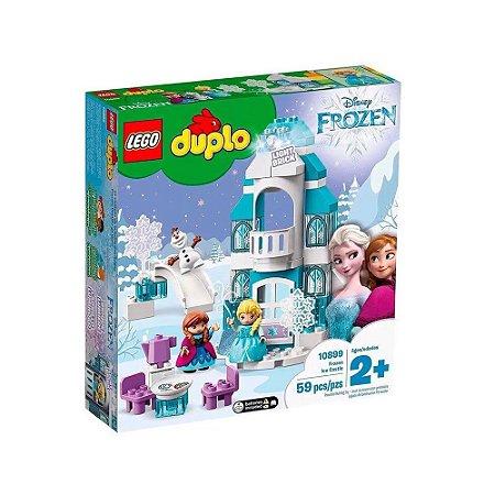 LEGO Duplo - Castelo de Gelo de Frozen - 10899