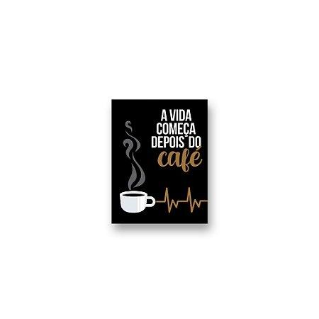 Imã Decorativo #13 - Depois do café