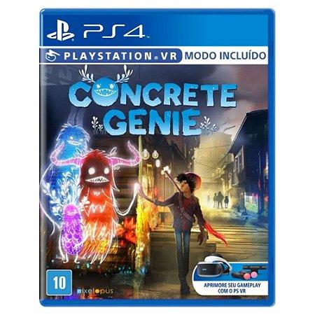 Concrete Genie (Usado) - PS4