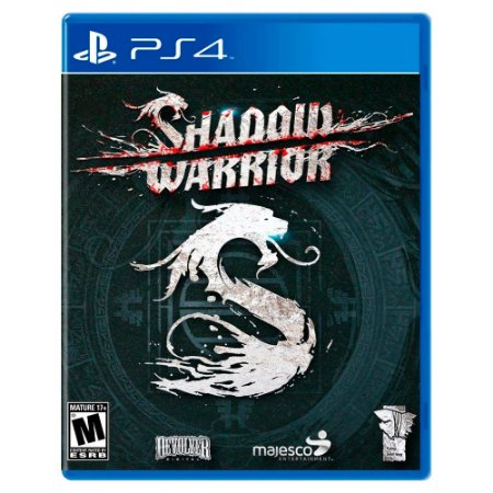 Shadow Warrior (Usado) - PS4