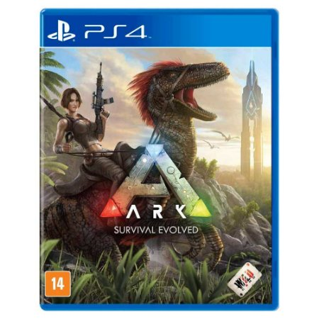 ARK: Survival Evolved (Usado) - PS4