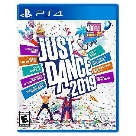 Just Dance 2019 (Usado) - PS4