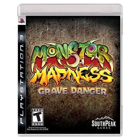 Monster Madness: Grave Danger (Usado) - PS3