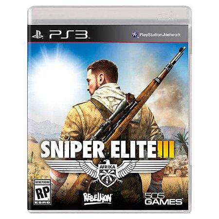 Sniper Elite III (Usado) - PS3