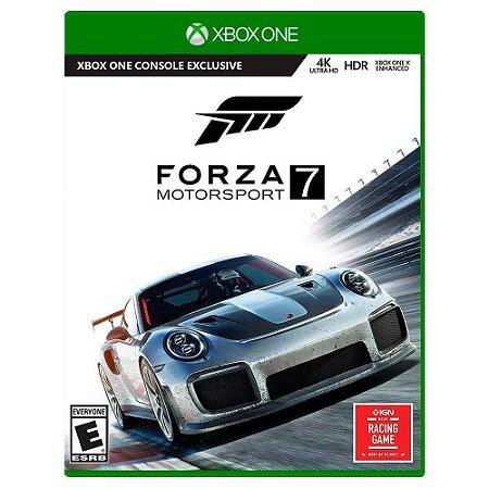 Forza Motorsport 7 (Usado) - Xbox One