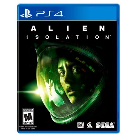 Alien Isolation (Usado) - PS4