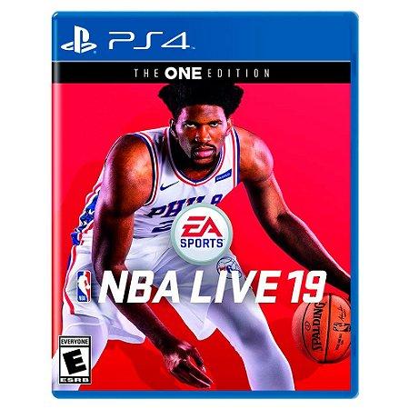 NBA Live 19 (Usado) - PS4