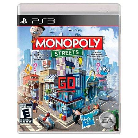 Monopoly Streets (Usado) - PS3