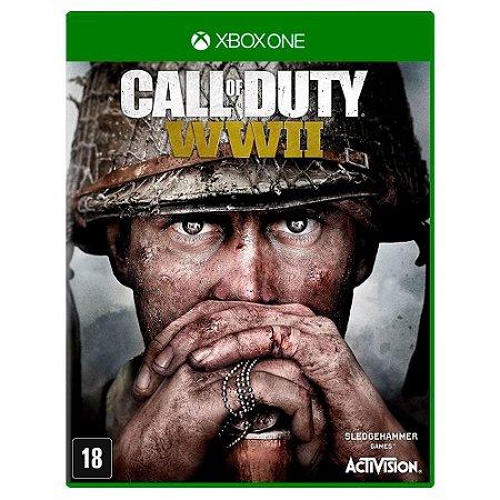 Call of Duty: WWII (Usado) - Xbox One