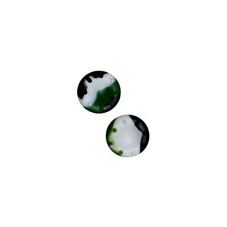 Par de Grip de Silicone para Analógico - Camuflado - PlayStation, Xbox