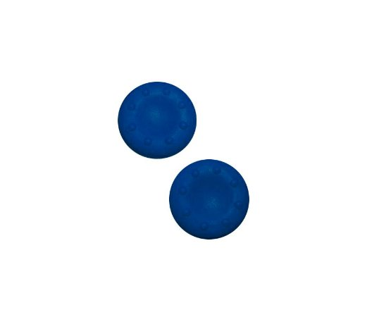 Par de Grip de Silicone para Analógico - Azul - PlayStation, Xbox