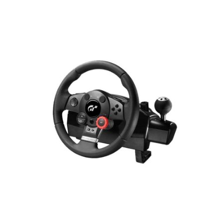 Volante Logitech Driving Force GT (Usado) - PS3