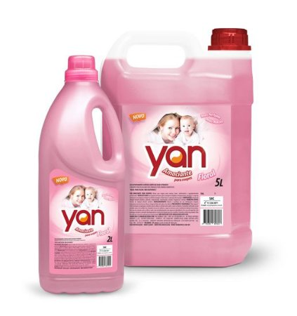 Amaciante Yan