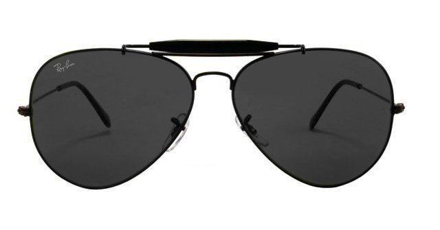 Óculos de Sol Ray-Ban Caçador RB3422 - Preto