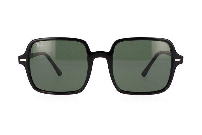 Óculos de Sol Ray-Ban RB1973 Square II Preto