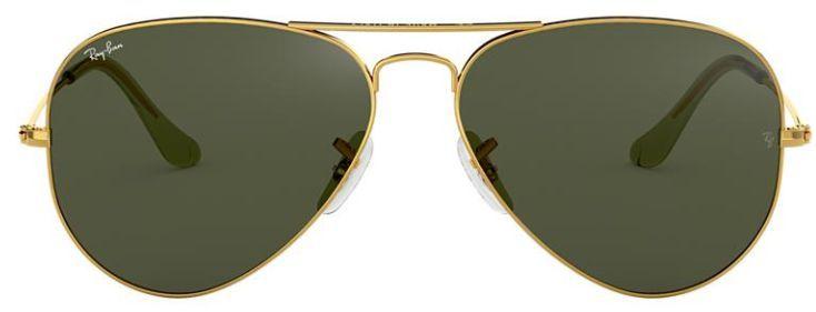 Óculos de Sol Ray-Ban Aviador RB3025 - Verde