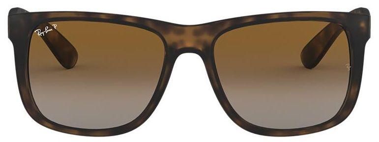 Óculos de Sol Ray-Ban RB4165L Justin Tartaruga Polarizado