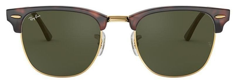 Óculos de Sol Ray-Ban Clubmaster Tartaruga RB3016