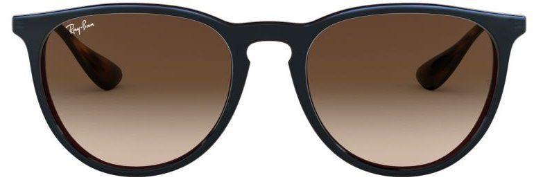 Óculos de Sol Ray-Ban RB4171 Erika Marrom Polarizado