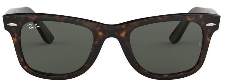 Óculos de Sol Ray-Ban Wayfarer Tartaruga RB2140 - Brilhante