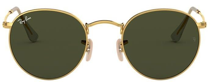 RAY-BAN ROUND VERDE - RB3447