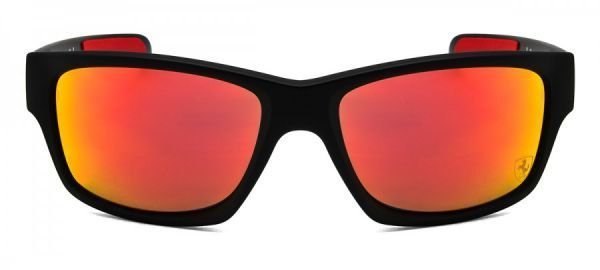 Óculos de Sol Oakley Jupiter Vermelho Squared Polarizado