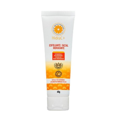 Esfoliante Facial Hidratante Hidra C+ Deisy Perozzo