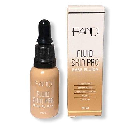 Base Fluida Skin Pro Cor 02 Fand 30ml