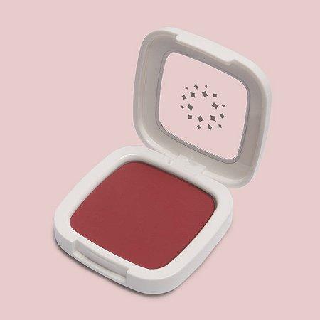 Blush Cremoso Rosa Queimado Petrizi - Você é charmosa