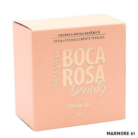 Pó Facial Solto Boca Rosa by Payot Matte