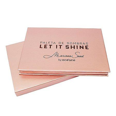 Paleta de Sombras Mariana Saad - Let it Shine
