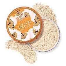 Pó Facial Translúcido Airspun Loose Face Powder Cor Naturaly 65g