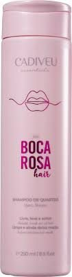 Shampoo de Quartzo 250ml Boca Rosa Hair Cadiveu