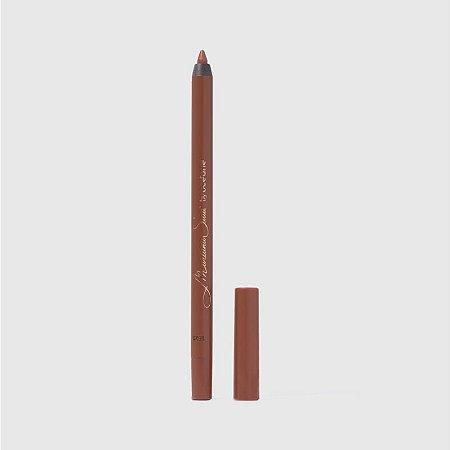 Lápis de Contorno Labial Baby Lips Nude - Lip Liner Mariana Saad by Oceane